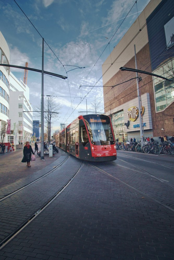 HTM Tram